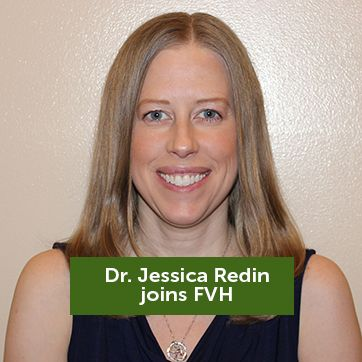 Dr. Jessica Redin Announcement